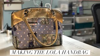 48. Making The Lola Handbag By Swoon Sewing Patterns