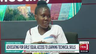 Promoting Girls empowerment and there Human Rights| NBS Breakfast Meeting