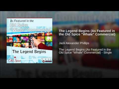 The Legend Begins (Song) by Jack Alexander Phillip