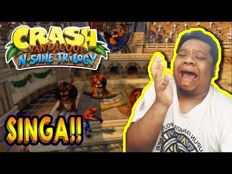 KOQ KZL YA?? - Crash Bandiccot N.Sane Trilogy (PART 1)