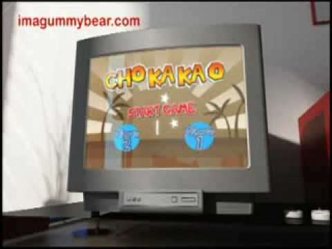 Choco Choco Choco - Gummy Bear - English Version