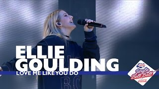 Ellie Goulding - Love Me Like You Do (Live At Capitals Jingle Bell Ball 2016)
