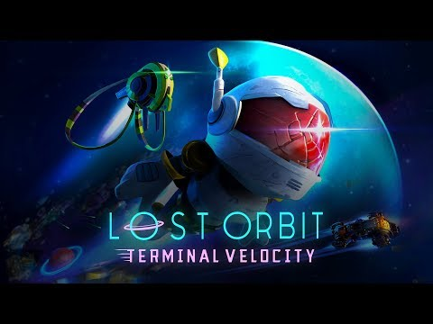 LOST ORBIT: Terminal Velocity -  Release Trailer | Nintendo Switch thumbnail