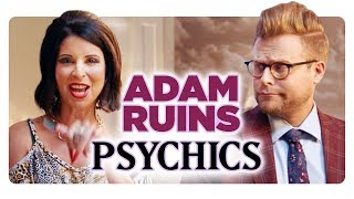 How Fake Psychics Fool Their Victims | Adam Ruins Everything