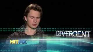 Ansel Elgort talks 'Divergent' and 'Fault In Our Stars'