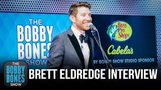 Brett Eldredge Answers His Most Googled Questions