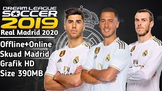 download dream league soccer 2020 mod real madrid - Thủ