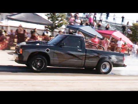 Flaco's Twin Turbo Truck
