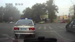 Полиции Электростали плевать на Правила Дорожного Движения