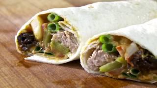 מתכון מפנק לסנדוויץ טוניסאי בטורטיה