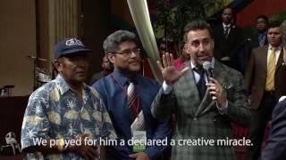 Supernatural Encounter Los Angeles- Testimony of healing