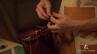 Handmade Leather Doctor Bag