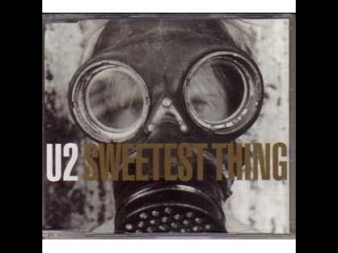 U2  -   Sweetest Thing ( sub español )