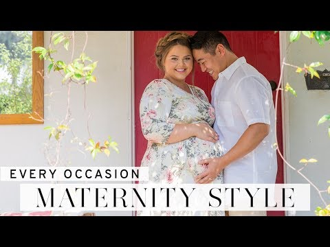 A Stylish Pregnancy with PinkBlush Maternity