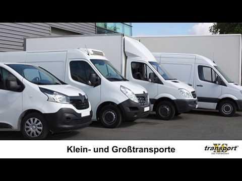 XS-transport Braunlage Transportunternehmen Deutschland & europaweit