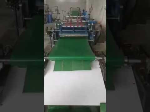 Buffet Sheets Fully Automatic Machine