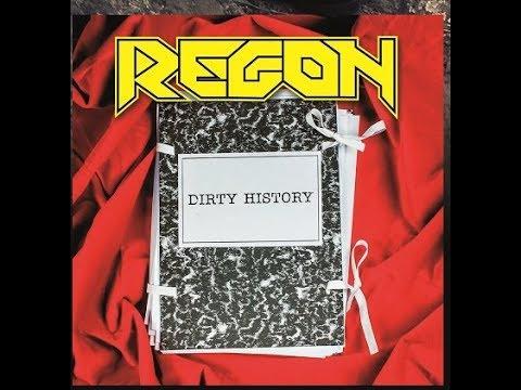 Regon - Chuť moci...Regon, Dirty History 2018