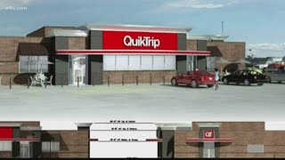 First look at QT gas station
