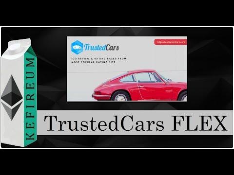 TrustedCars Flex - надежный сервис для выбора авто