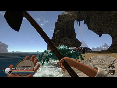 Gameplay de Blue Horizon