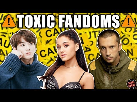TOP 7 MOST TOXIC FANDOMS IN MUSIC
