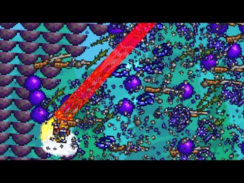 What Happens When You Smash 1 MILLION Shadow Orbs In Terraria