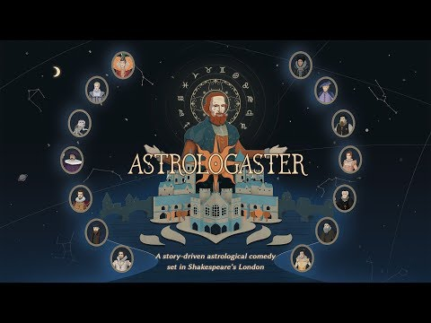 Astrologaster Official Trailer  - Available now thumbnail