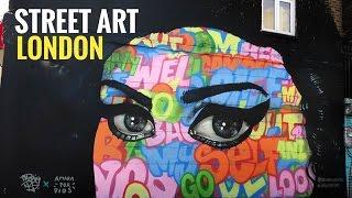 Street Art London (UK) documentary - Episode 2: Street Art vs. Graffiti