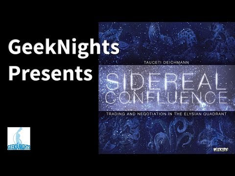 Review: Sidereal Confluence - GN Presents