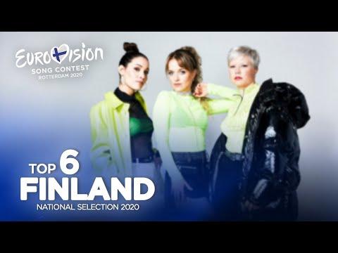 🇫🇮: Eurovision 2020 - Uuden Musiikin Kilpailu 2020 - Top 6