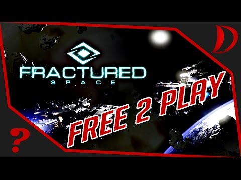 Fractured Space | Neumím hrát :D  | Free2Play! | CZ |