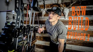 "Mathews Solo Bow Build Episode 2 ""Strings"""