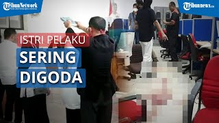 Istri Pelaku Akui Sering Digoda Korban Pembunuhan di BPKAD Sumsel: Nyanyi Lagu Jadikan yang Kedua