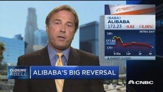 Buy Alibaba on pullback: Strategist