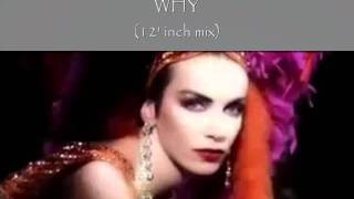 Annie Lennox - Why (12 inch mix)