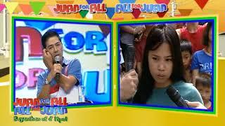 Juan For All, All For Juan Sugod Bahay | October 26, 2017