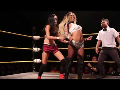 [FULL MATCH] Alexis Lee (SPW) vs Crystal - Wrevolution X 2019