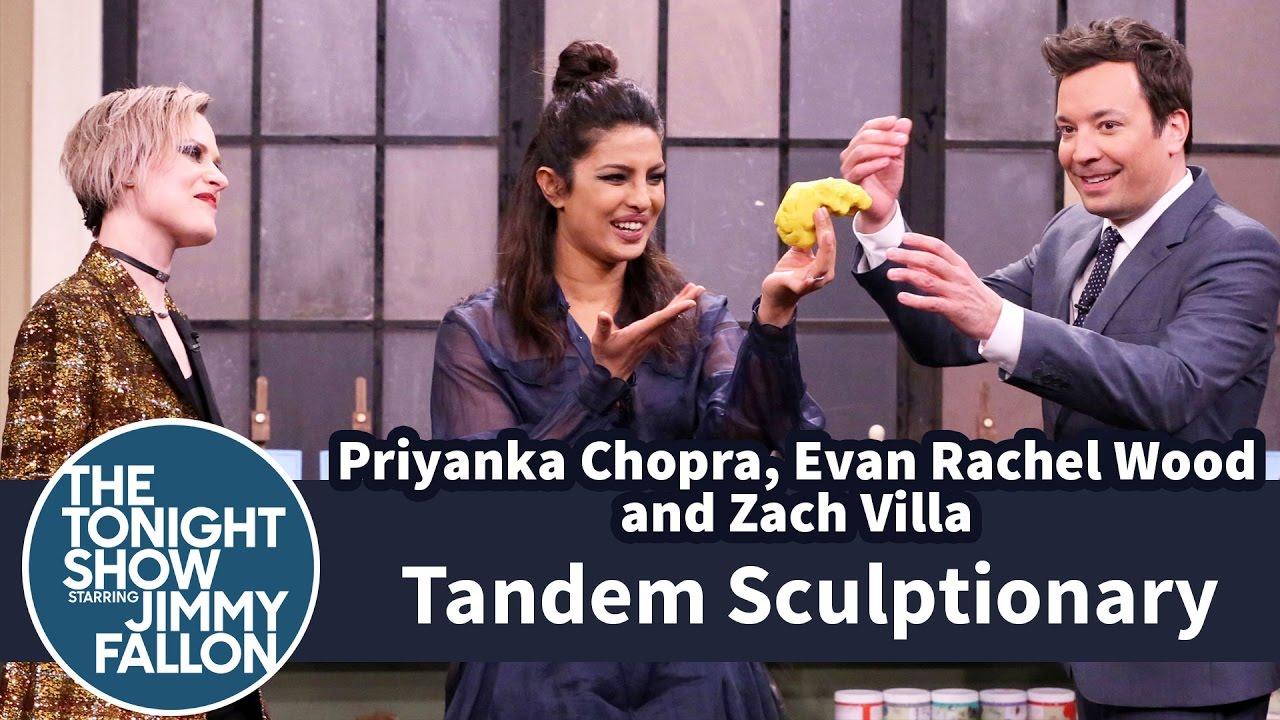 Tandem Sculptionary with Priyanka Chopra, Evan Rachel Wood and Zach Villa thumbnail