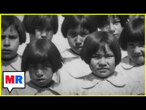 Indigenous Children's Graves Reveal Canada's Atrocities