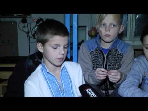 На Тернопільщині тато та шестеро синів мешкають в аварійному будинку (ВІДЕО)