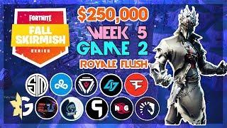 $250,000 🥊Big Bonus Fall Skirmish🥊 Week 5/Game 2 (Fortnite)