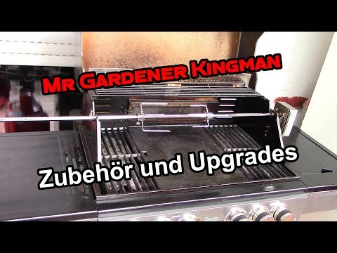 Pimp my Kingman - Mr Gardener Kingman Upgrade| #VeganFrei #30
