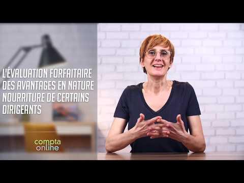 L'évaluation forfaitaire des avantages en nature nourriture de certains dirigeants
