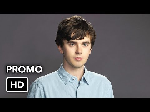 The Good Doctor Season 1 (Promo 'Golden Globe Nominee')