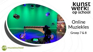 Les 5 Live Stream Groep 7-8