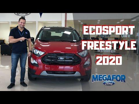 Ecosport Freestyle 2020 | Tudo sobre a versão mais vendida do SUV compacto