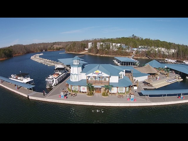 Amenities At Port Royale Best In Boating Lake Lanier Allatoona