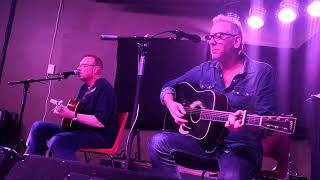 Boo Hewerdine and Darden Smith - Evidence