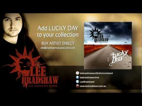 """Lee Bradshaw and The Horizon Band - """"Lucky Day"""" CD Promo"""