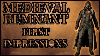 REMNANT FROM THE ASHES First Impressions - Dark Souls Looter Shooter |Gameplay|Environment|Features|